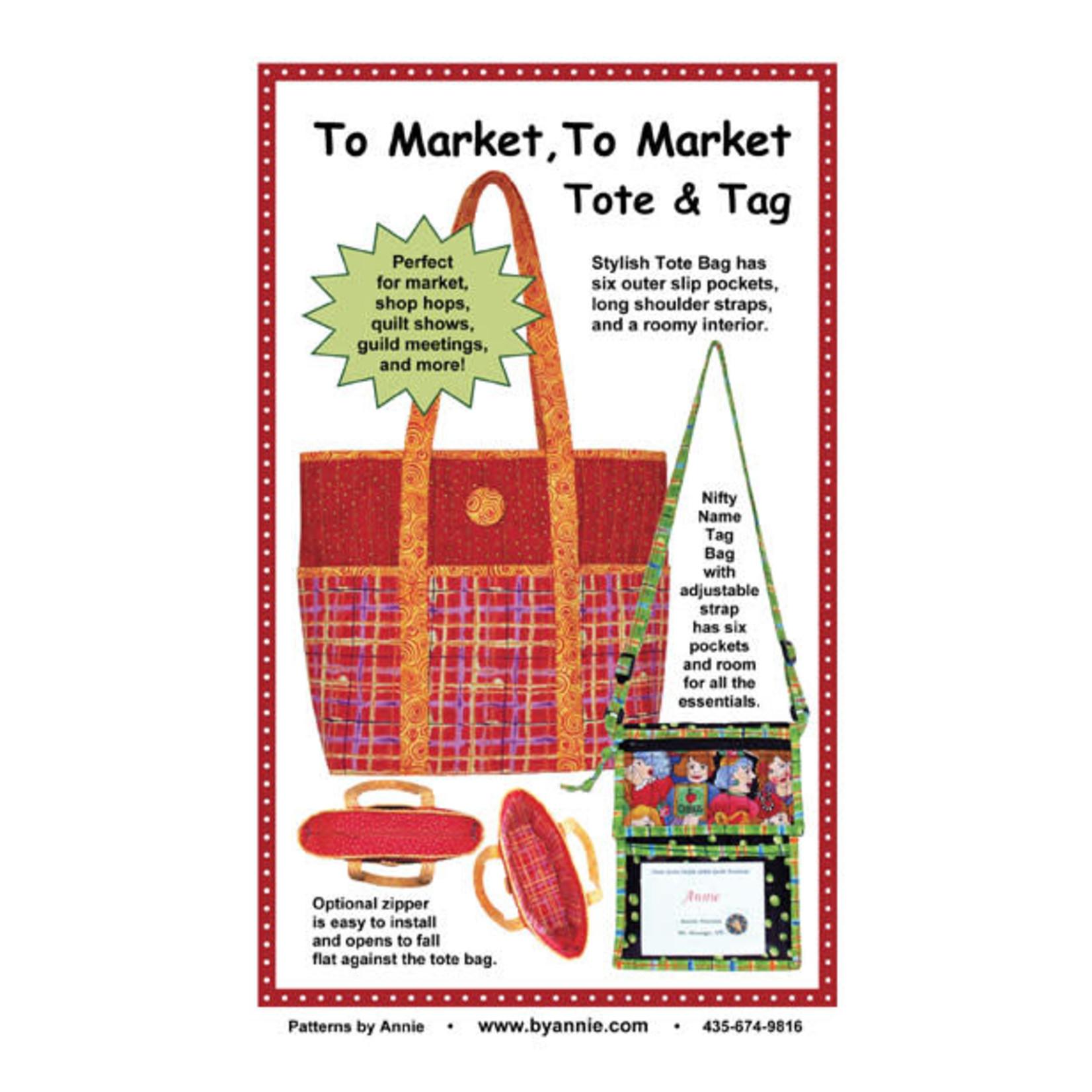 By Annie To Market To Market