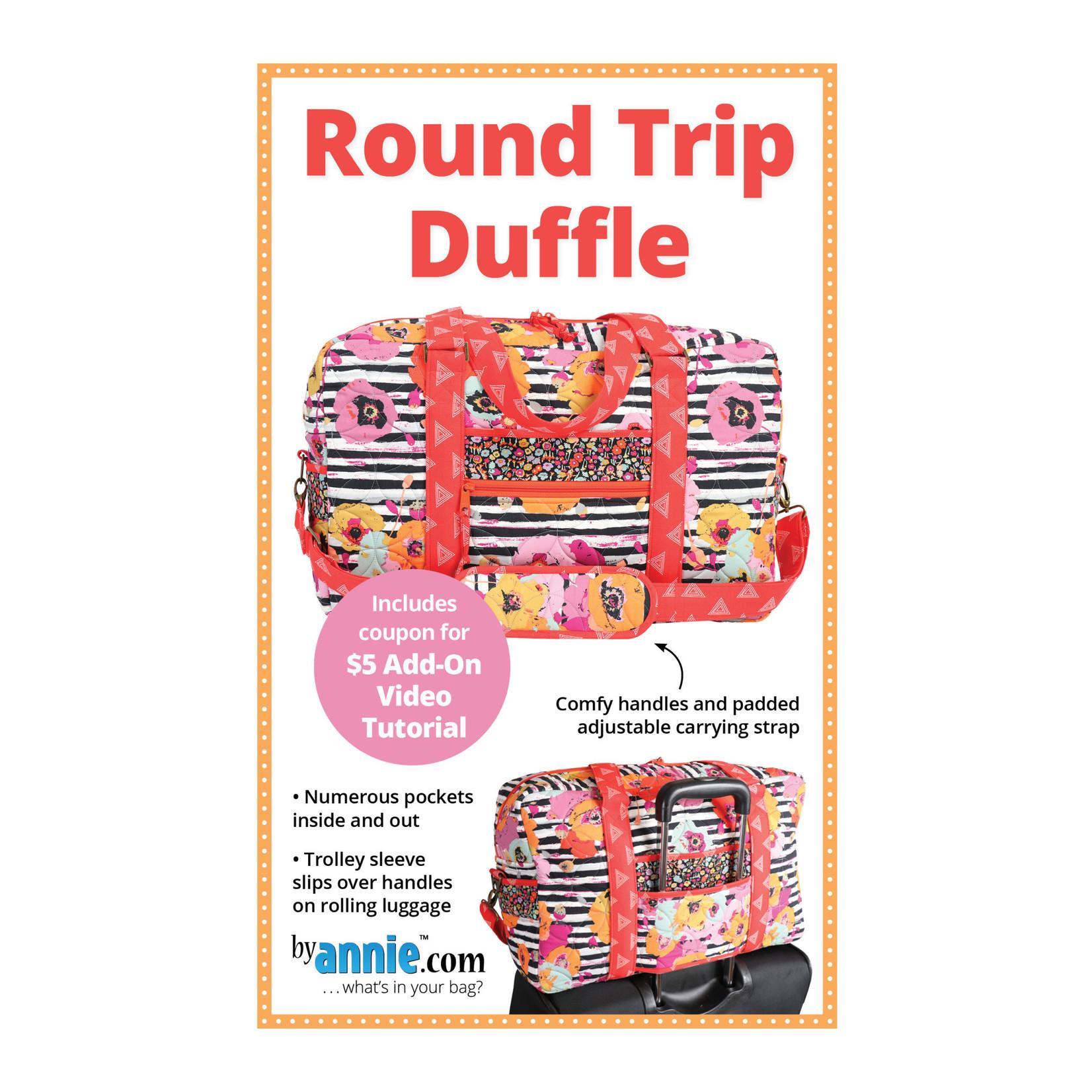 By Annie Round Trip Duffle