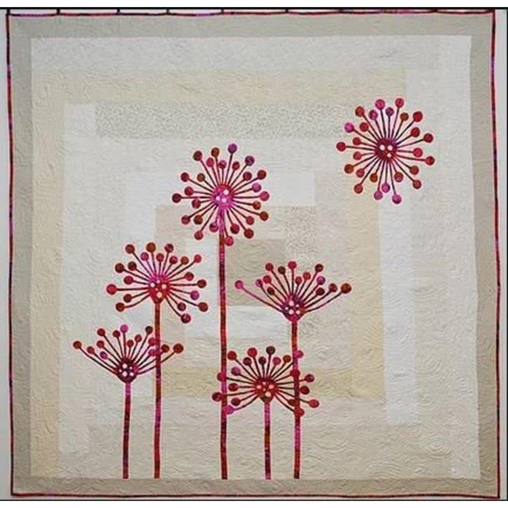 Passionately Sewn My Dandelion Wish Quilt Pattern