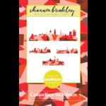 Shannon Brinkley Canadian Skylines Scrappy Applique Pattern