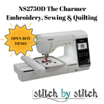 Brother OPEN BOX NS 2750 D THE CHARMER