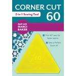 Marci Baker Corner Cut 60 - 2-in-1 Sewing Tool