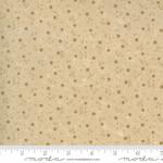 Kansas Troubles Quilters Prairie Dreams, Sunspots Dots, Tonal Tan 9656 21 $0.20 per cm or $20/m