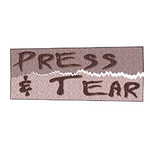 Marathon PRESS N TEAR (Sticky Stabilizer) Roll 9.2m x 23 (9 inch)