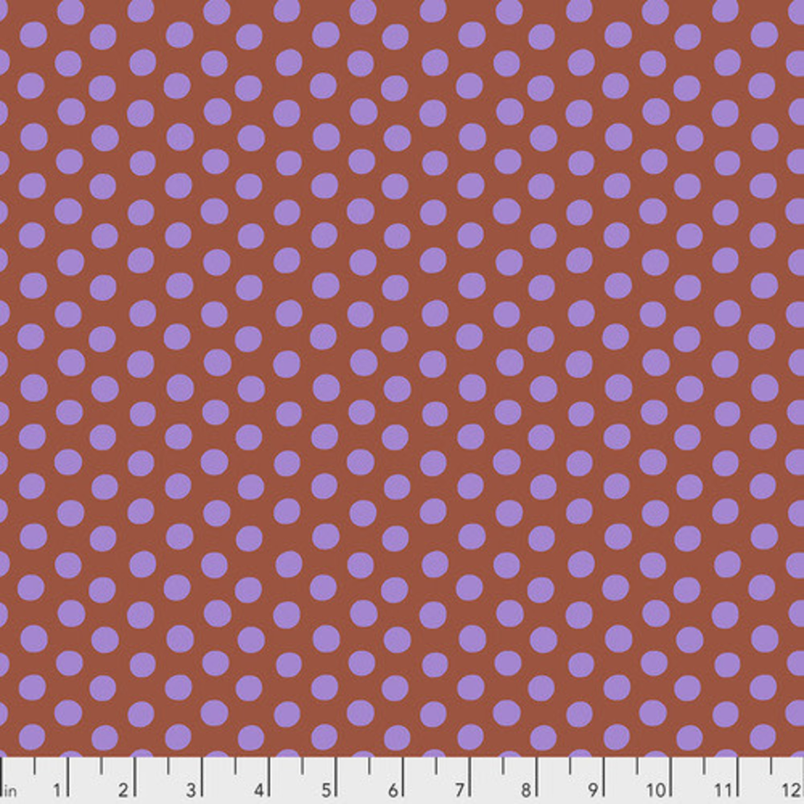 Kaffe Fassett KF Collective - Spot, Cinnamon (PWGP070.CINNAMON) $0.18 per cm or $18/m
