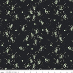 Riley Blake Designs Tiny Treaters, Skeletons, Charcoal Glow in the Dark (GC10483-CHARCOAL) $0.20 per cm or $20/m