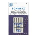 Schmetz SCHMETZ DENIM JEANS NEEDLE 100/16 CARDED 5/PKG