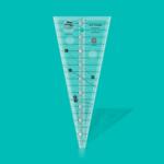 Creative Grids Creative Grids 22-1/2 Degree Triangle Ruler CGRT225