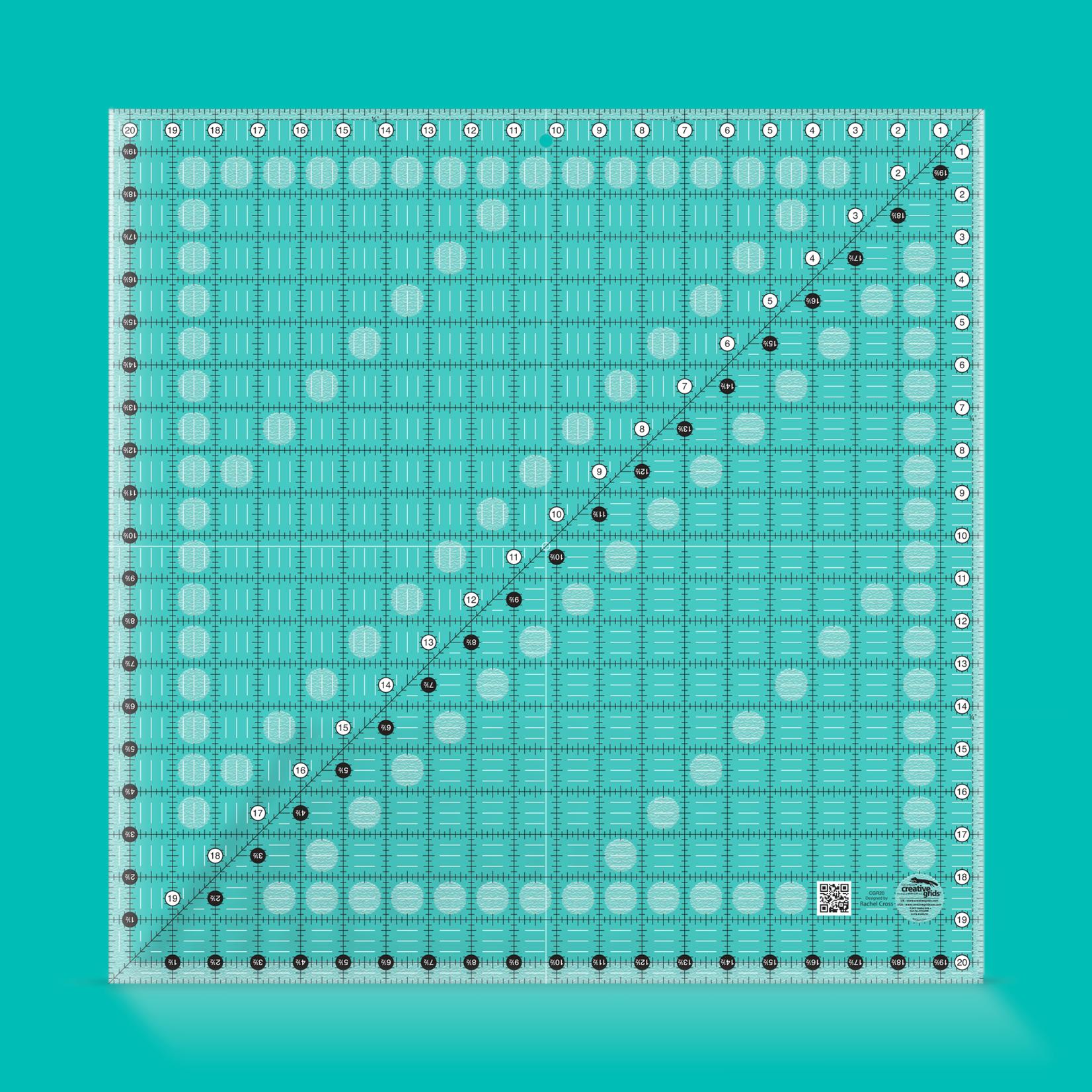 "Creative Grids Creative Grids 20-1/2"" Square CGR20"
