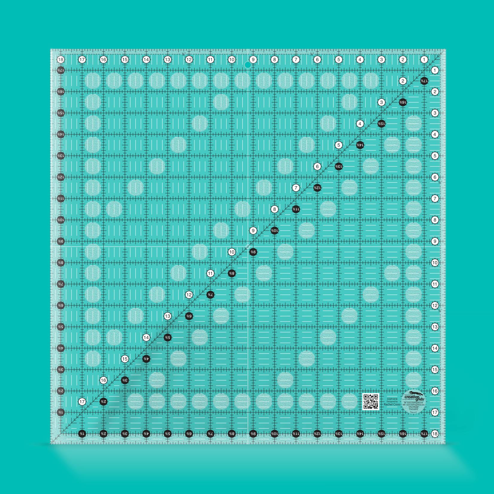 "Creative Grids Creative Grids 18-1/2"" Square CGR1818"