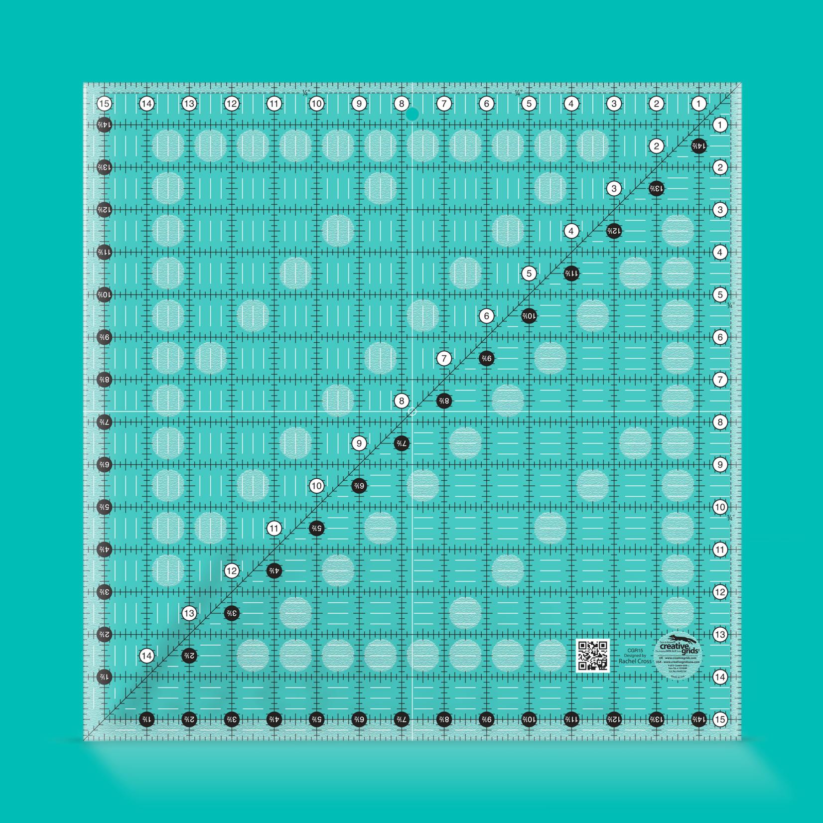 "Creative Grids Creative Grids 15-1/2"" Square CGR15"