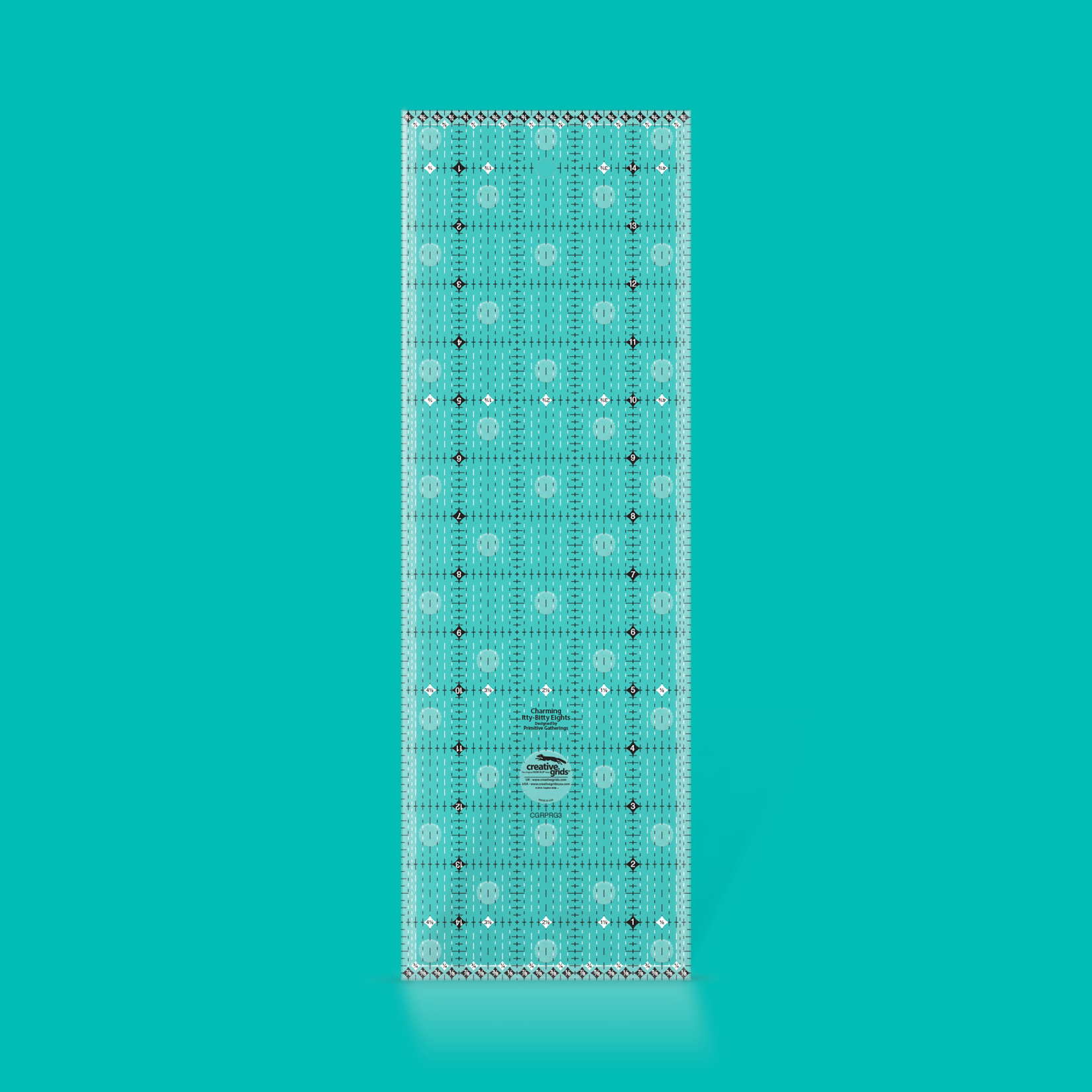 Creative Grids Creative Grids Charming Itty Bitty Eights CGRPRG3