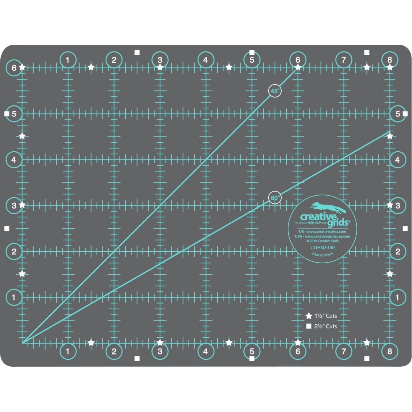 "Creative Grids Creative Grids 6"" x 8"" Mat CGRMAT68"