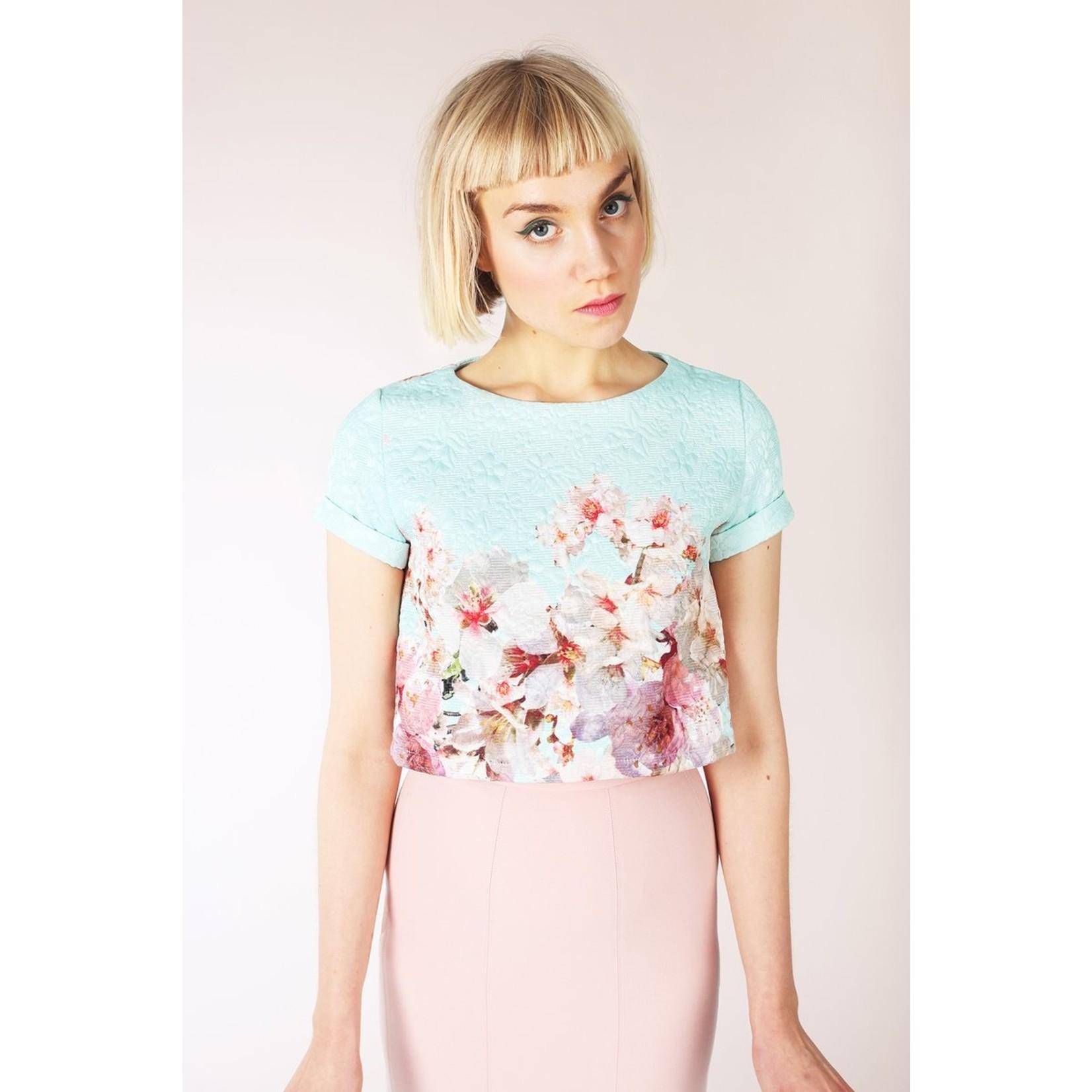 Named Clothing Inari Dress & Crop Tee Pattern