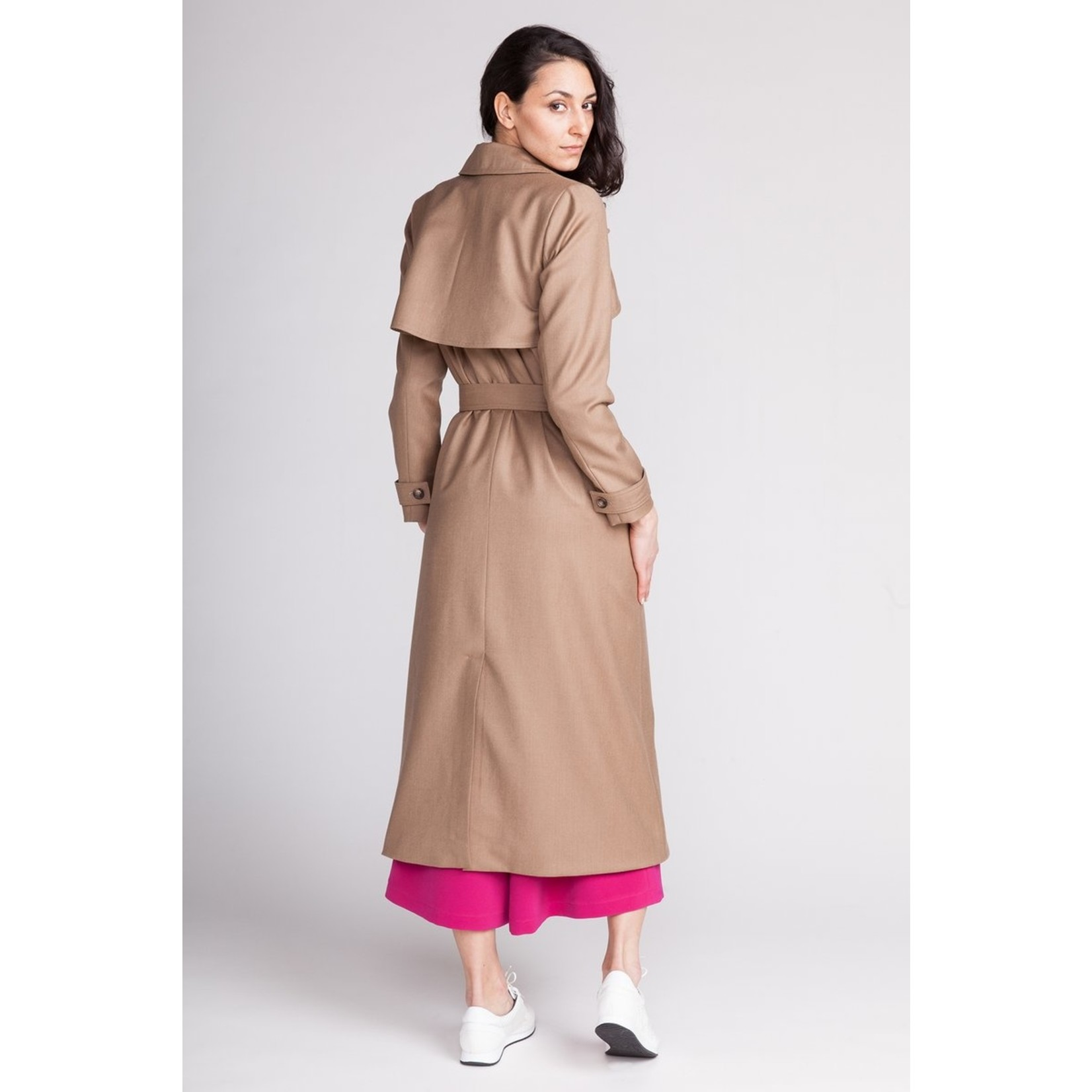 Named Clothing Isla Trench Coat Pattern 0-24