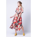Named Clothing Reeta Shirt Dress Pattern 0-24 US