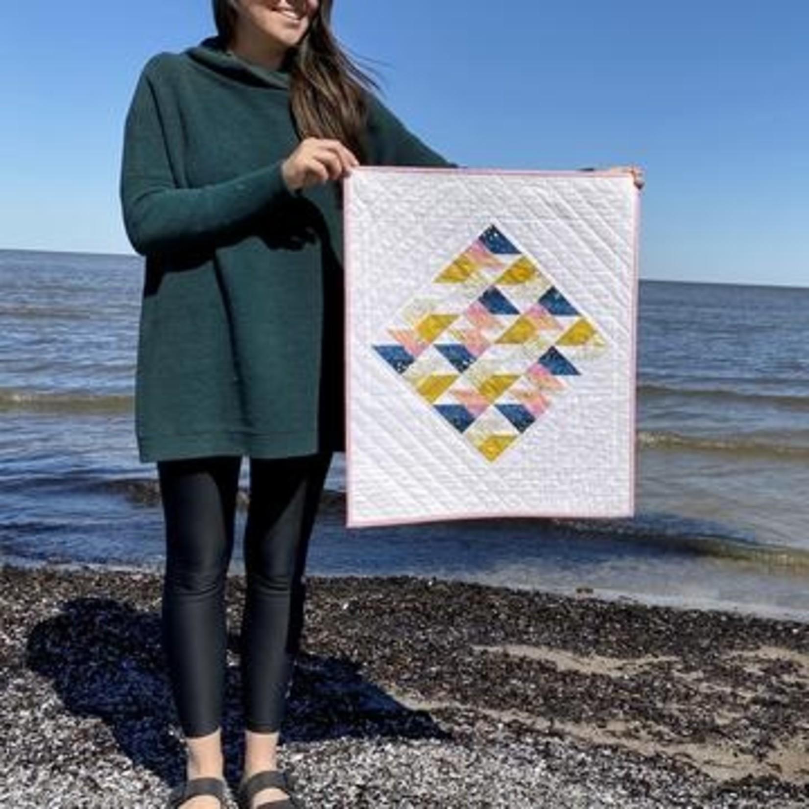 The Blanket Statement GRAND BEACH PATTERN