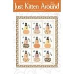 Wendy Sheppard Just Kitten Around Quilt Kit #1