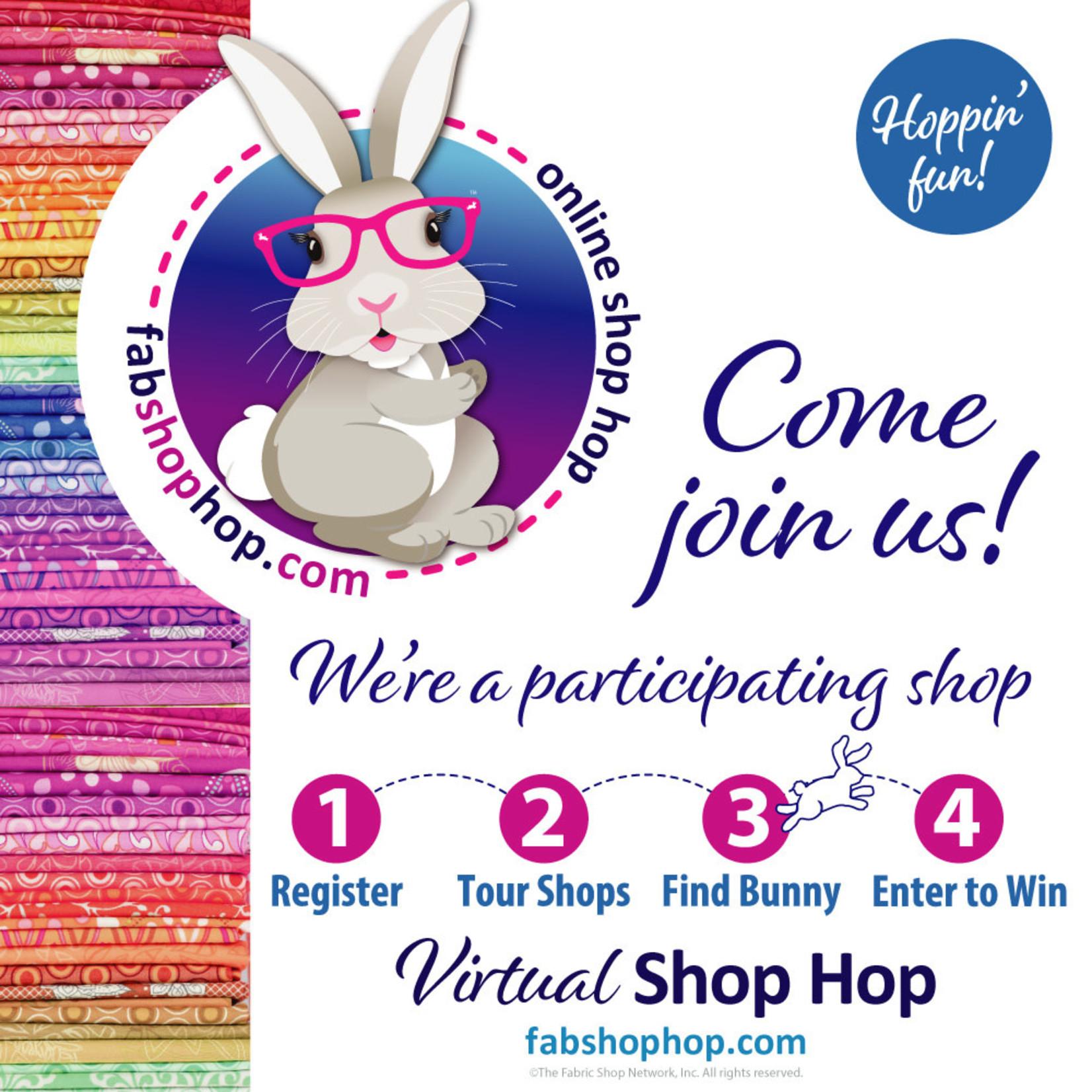 Shop Hop Landing Page