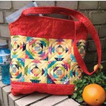 Cut Loose Press Pineapple Sizzle Tote