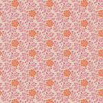 Tilda Windy Days, Wendy, Pink 100354 $0.20 per cm or $20/m