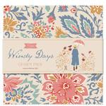 Tilda Windy Days Charm Pack 40 pcs 300120
