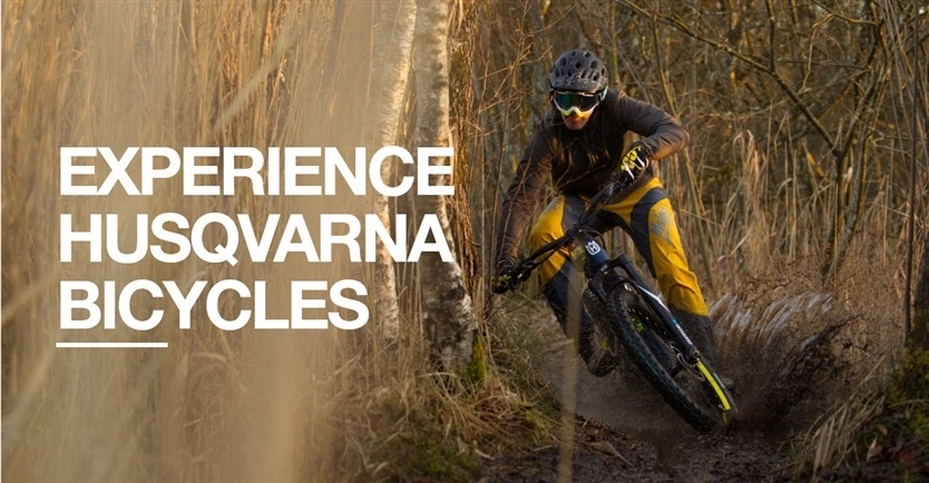 Experience Husqvarna Bicycles - NEXT LEVEL eMobility