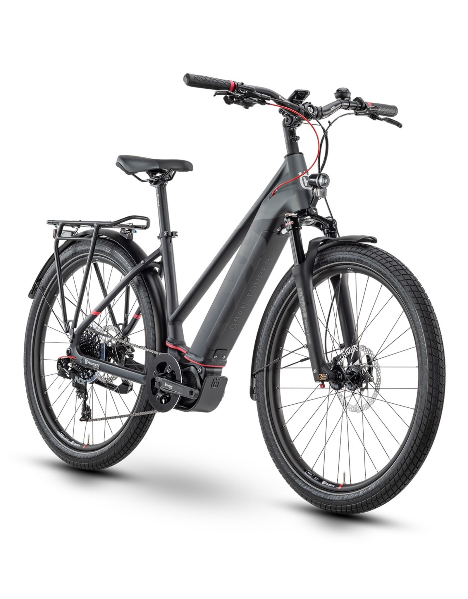 HUSQVARNA Bicycles Husqvarna Bicycles - Gran Tourer GT5 Trapeze