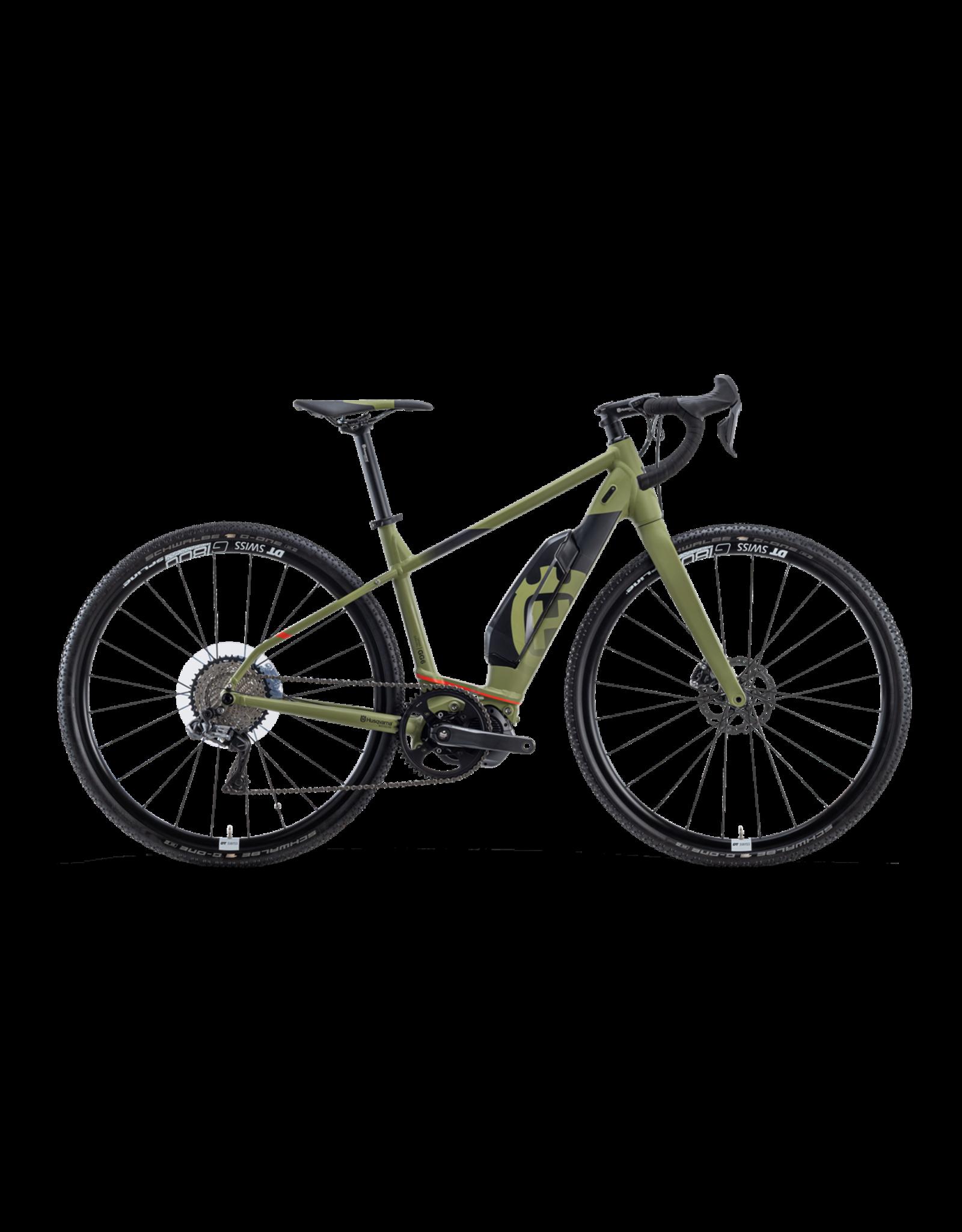 HUSQVARNA Bicycles Husqvarna Bicycles - Gran Gravel GG6 - 20/21