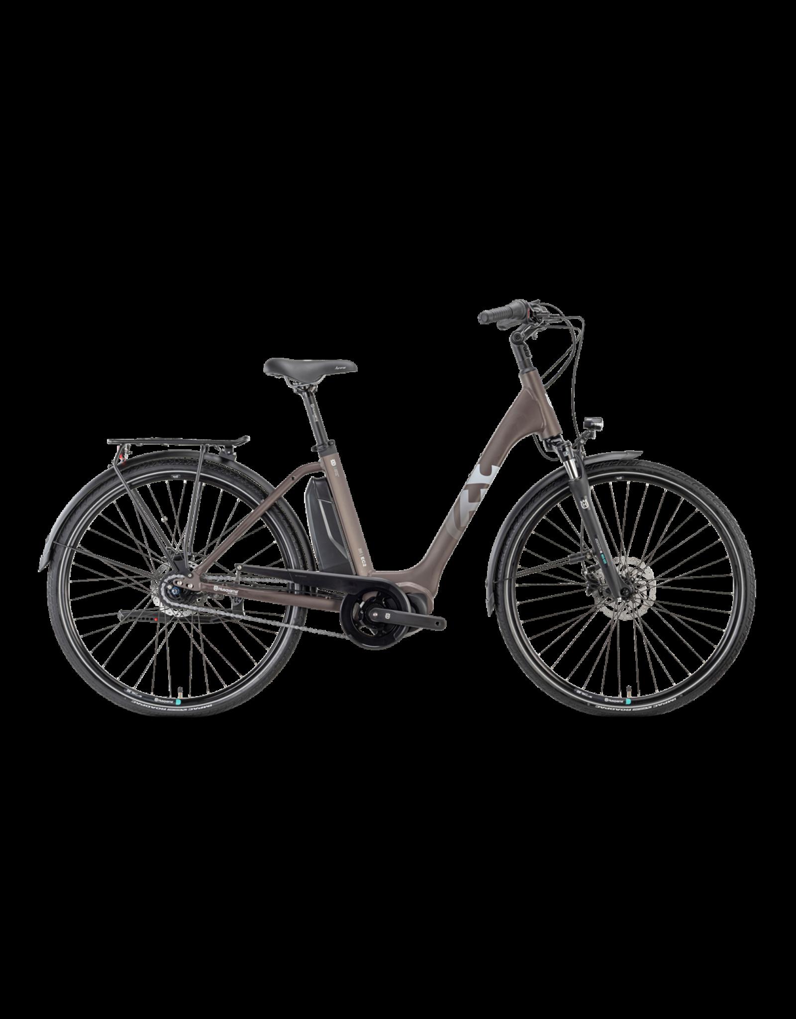 HUSQVARNA Bicycles Husqvarna Bicycles - Eco City EC2 CB 418 -  2021