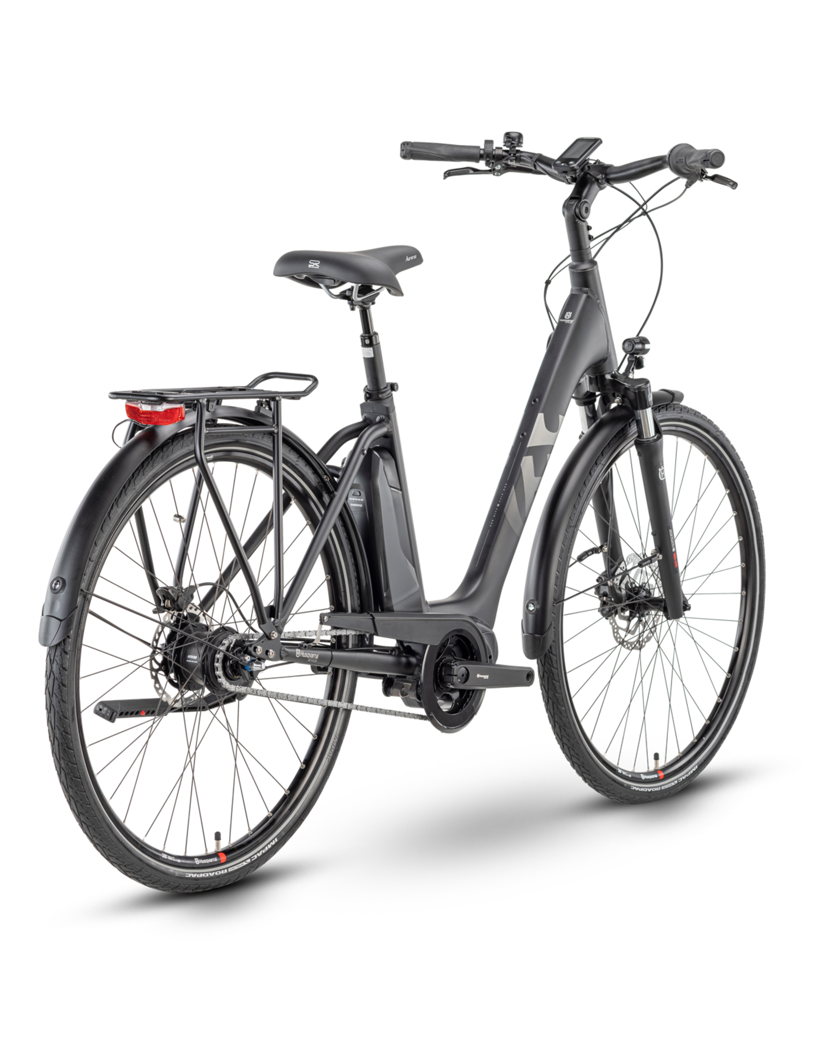 HUSQVARNA Bicycles Husqvarna Bicycles - Eco City EC4 FW -  2021
