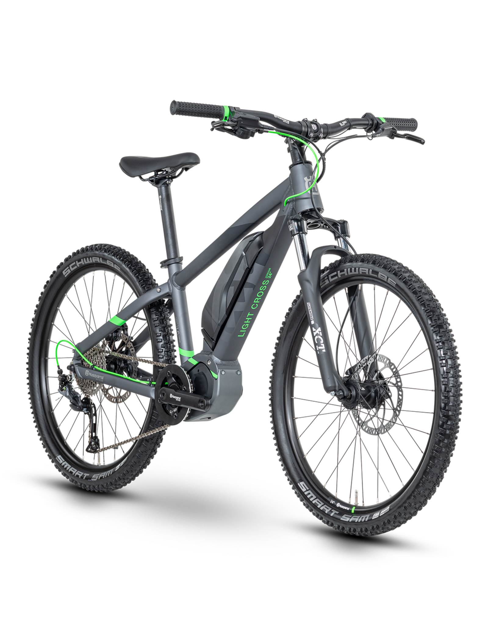 "HUSQVARNA Bicycles Husqvarna Bicycles - Light Cross Junior - LCjr - 24"" - 2021"