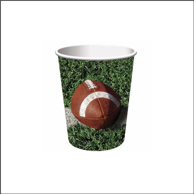 9oz cup tailgate rush