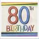 BN 80 RAINBOW BIRTHDAY