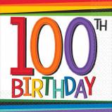 BN 100 RAINBOW BIRTHDAY