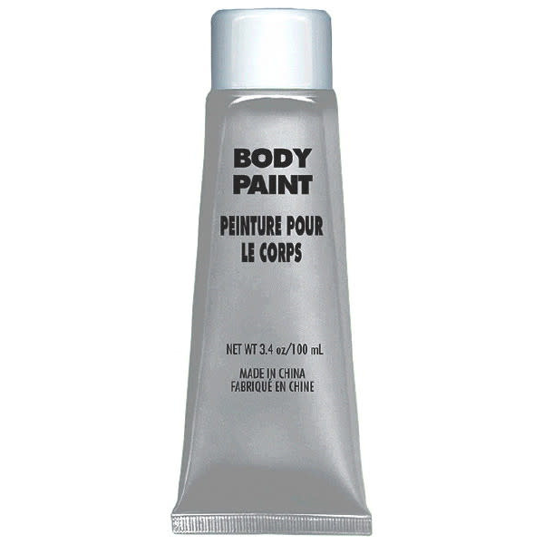 Silver Body Paint