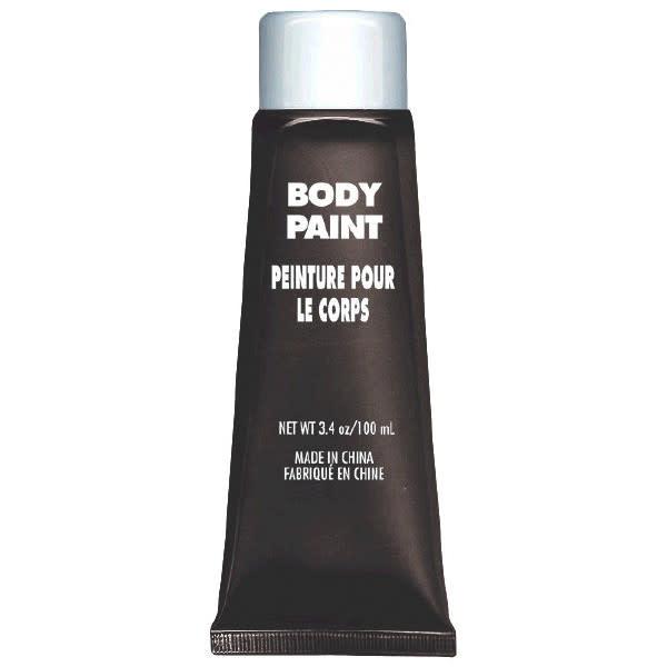 Black Body Paint