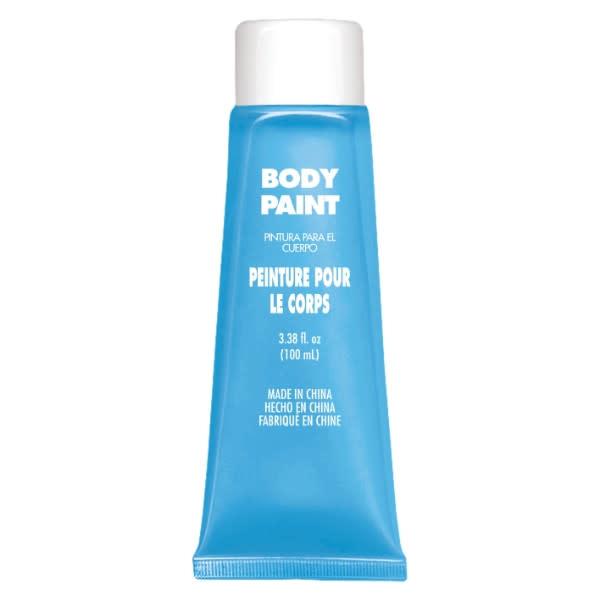 Light Blue Body Paint