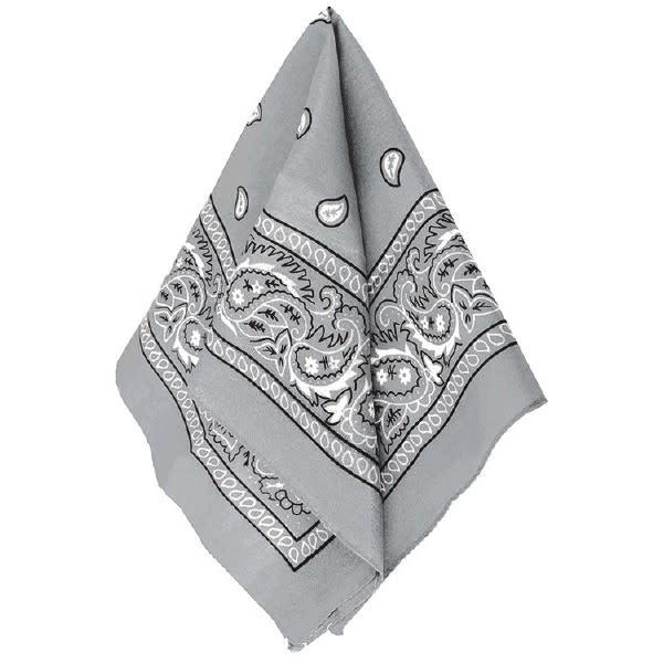 Silver Bandana