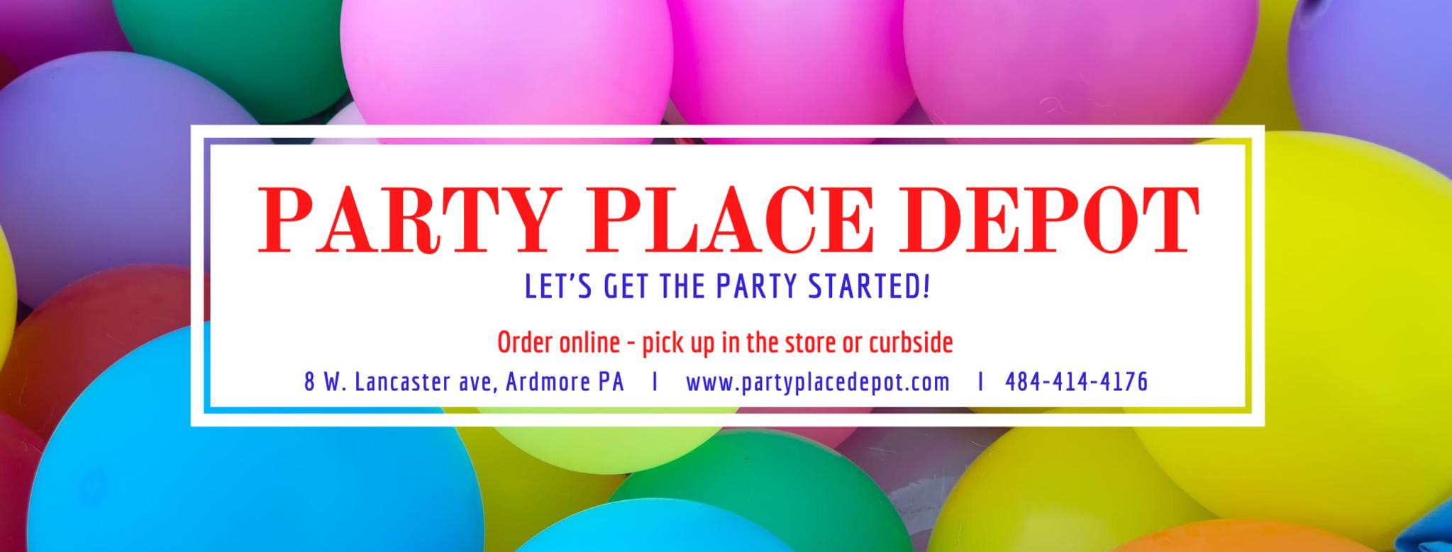 Parties Begin Here!