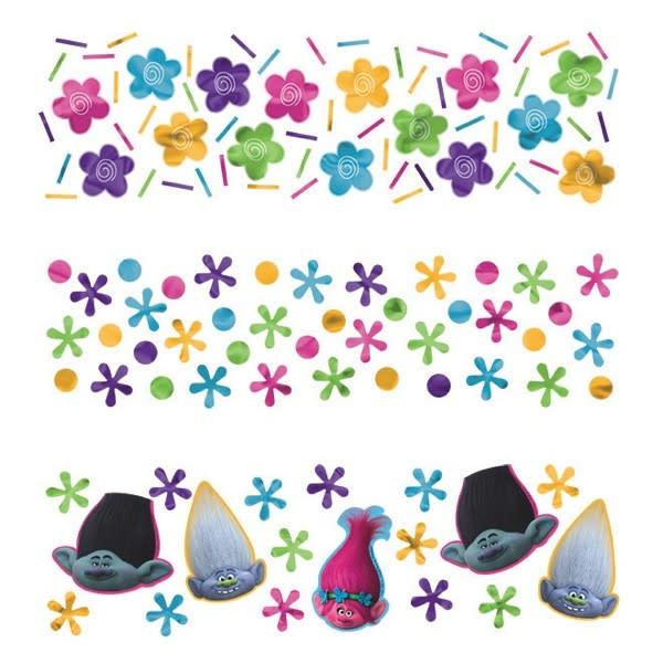 Trolls Party Confetti