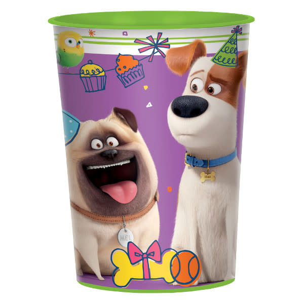 The Secret Life of Pets Party Favor Cup