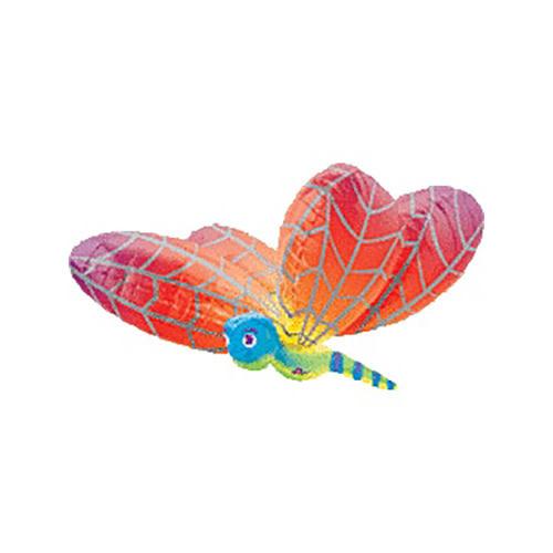 Rainbow Dragonfly Mylar Balloon - 40''