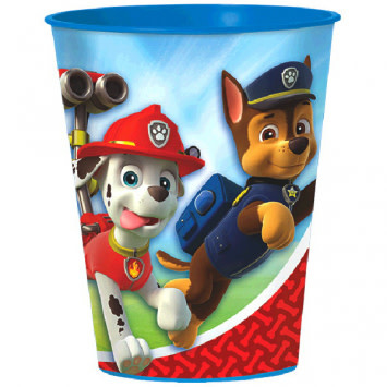 Paw Patrol Favor Cup - Blue