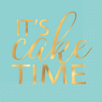 BN H-S LET'S EAT CAKE