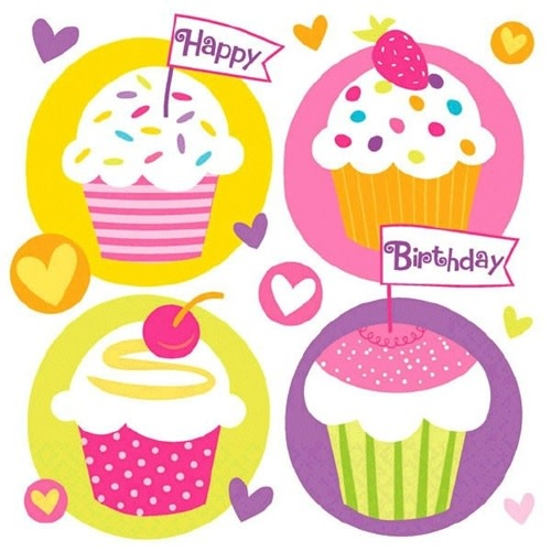 BN CUPCAKE PARTY VALUE