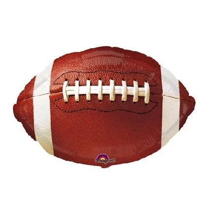 "18"" Mylar 'Football"" - #170"