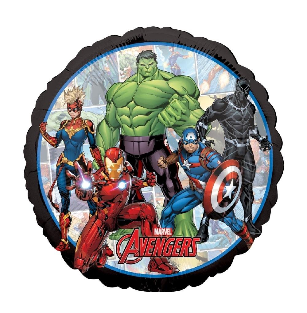 """18"""" Mylar """"Avengers"""" - #139"""