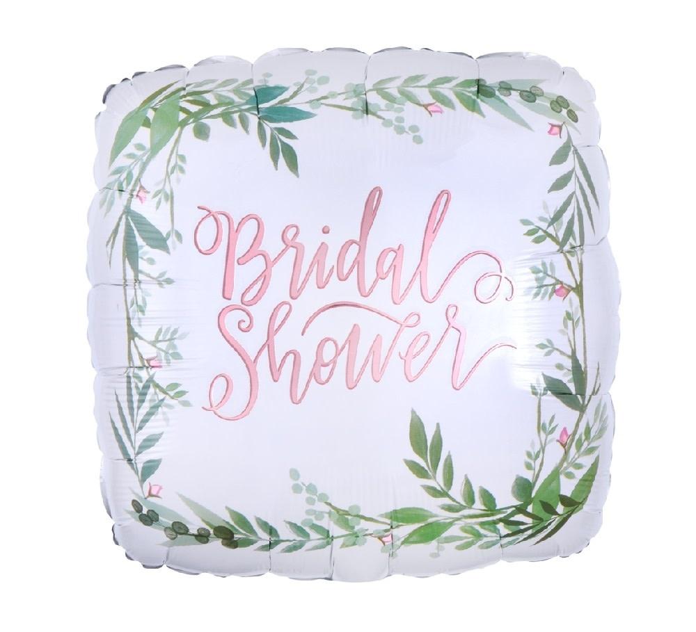 """18"""" Mylar """"Bridal Shower"""" - #226"""