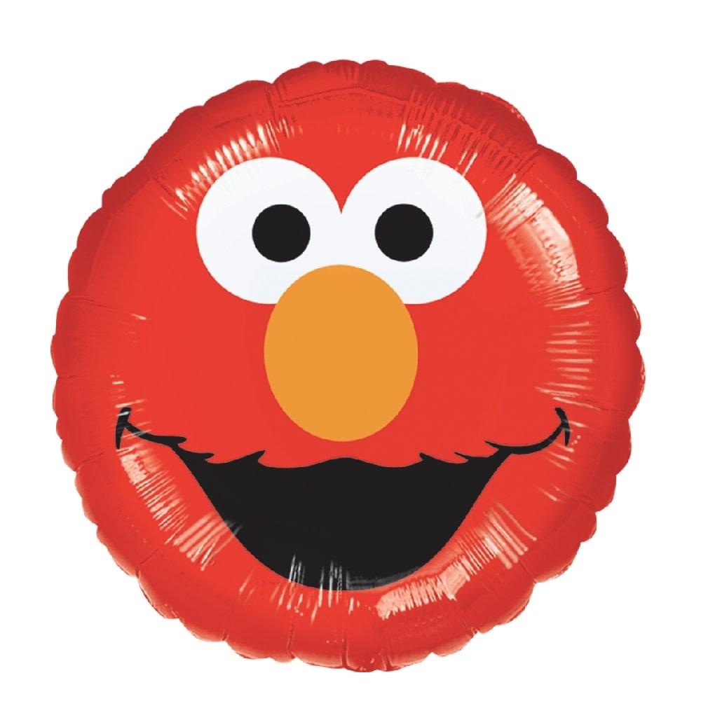 "18"" Mylar ""Elmo"" - #123"